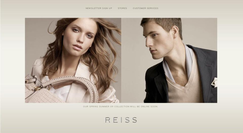 Reiss SS09