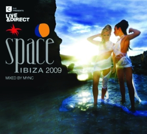 CR2 Records Space 2009 mixed by MYNC