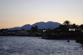 Sunset at Dahab