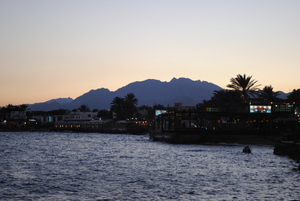 Sunset at Dahab