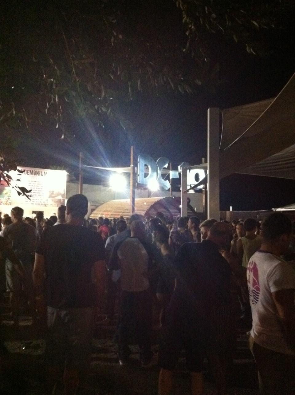 DC 10, Ibiza