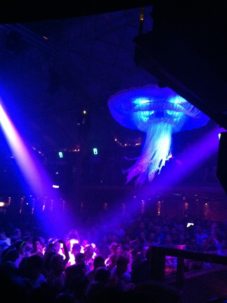 Cocoon closing at Amnesia, Ibiza