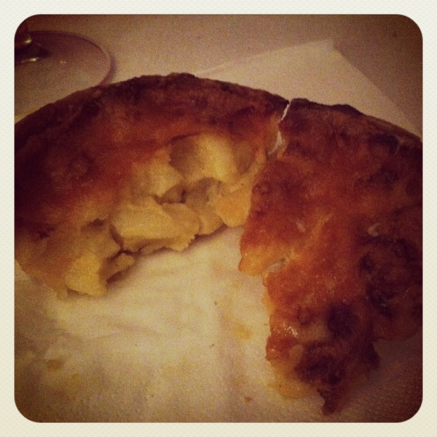 Road trip: mac'n'cheese pie
