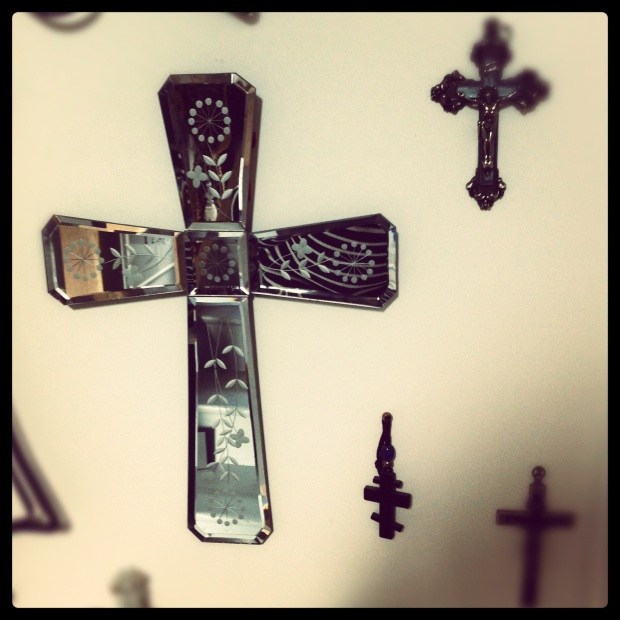 dad's crosses
