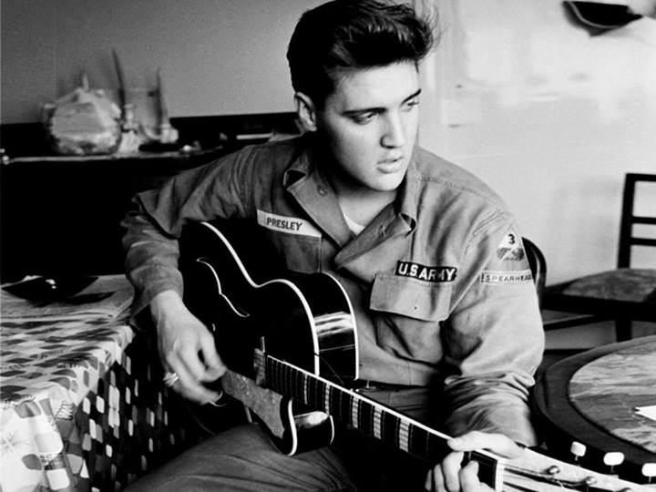 Elvis Mondays: the King on criticising others