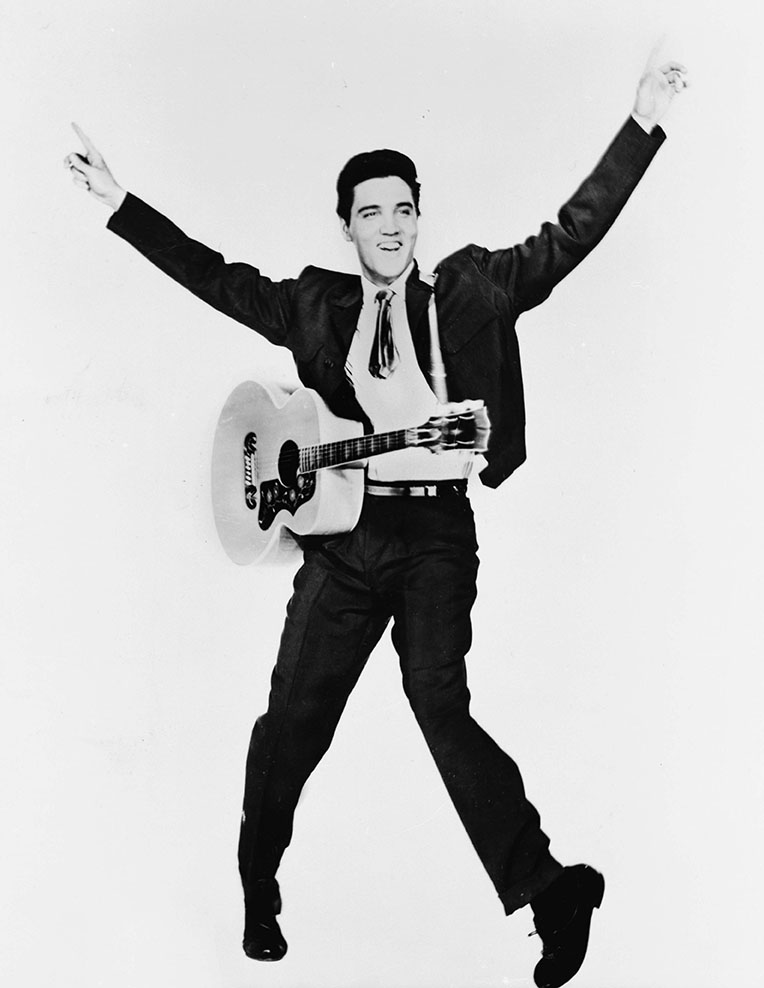 Elvis Mondays: the King on singing