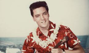 Elvis Mondays: the king on holidaying