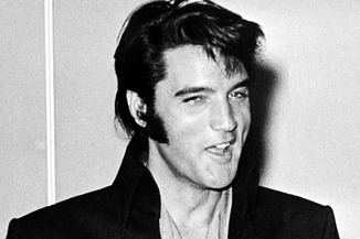 Elvis Mondays: the king on first time nerves