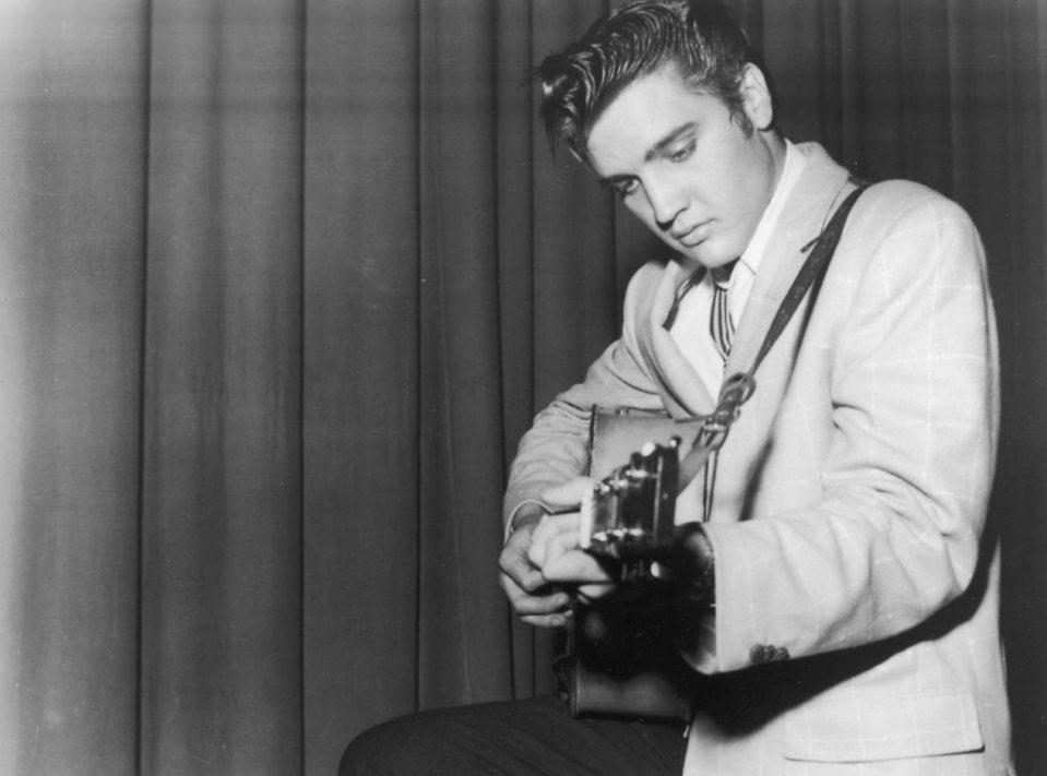 Elvis Mondays: the king on modern music