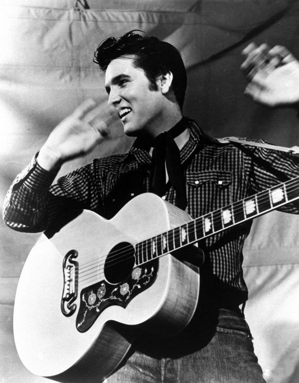 Elvis Mondays: the star on striving for what you love